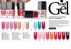 Varnishes for nails