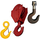 Hooks, hook preparations, hook suspenders
