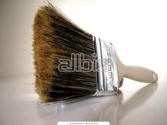 Brushes of maklovitsa