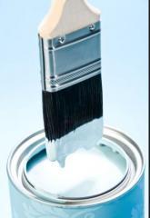 Enamels acrylic