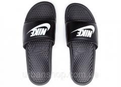 Шльопанці MENS Nike BENASSI JDI 343880-090