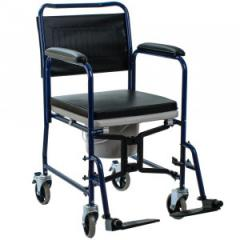 Кресло-каталка с санитарным оснащением, YU-JBS367A OSD