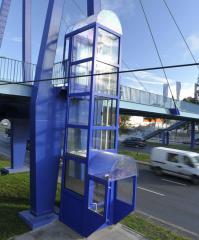 PI elevator platform