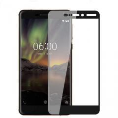 3D Full Glue защитное стекло для Nokia 6 2018 /