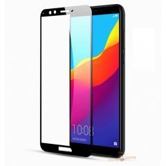 3D Full Glue защитное стекло для Huawei Y7 2018 /