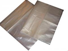 Packages from the processed primary polyethylene