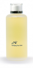 The clearing toner for the combined, fat, problem