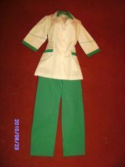 Спец одежда для медицинских работников,