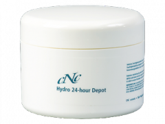 Deeply moisturizing dry, dehydrated skin cream of