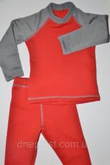 Детское термобелье Polartec Power Stretch (98-136