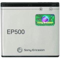 Аккумулятор (батарея) Sony EP-500 (1200 mAh)