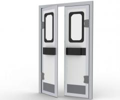Refrigerating Door Pendular