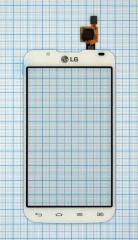 Тачскрин сенсорное стекло для LG P715 Optimus L7