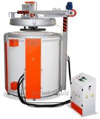 Elektrická pec ShShO-10.25/12.5