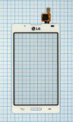 Тачскрин сенсорное стекло для LG P713 Optimus L7