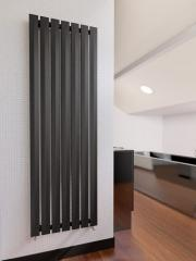 TERMA Дизайн радиатор Pier 1680*410 Black