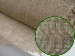 Sacking, fabric jute density 200, 250, 270, 400