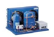 Агрегаты холодильные с воздушным конденсатором и