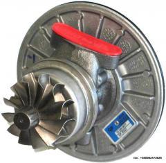 The turbine TAT, Standard, I-VAN, і - van of