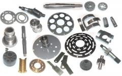 Spare parts to the crushing and grinding equipmen