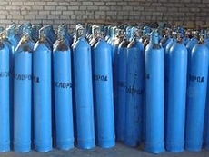 Cylinders oxygen
