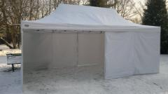 Exhibition tents, trade pavilions, summer cafes,