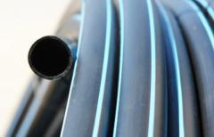 Труби поліетиленові високого тиску
