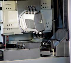 Machines are milling, production 7B with ChPU - 5A