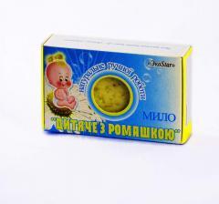 Мыло Детское с ромашкой ТМ ЭКОSTAR