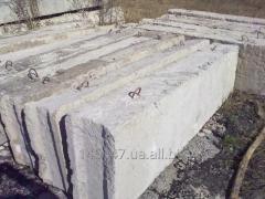 Блоки Фундаментные Плиты перекрытия