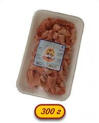 Subfrying from TM pork Jerked