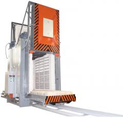 Electric furnace СДОП 12.21.20/8,5 through passage
