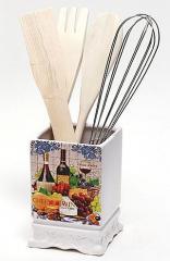 Подставка Cheese&Wine для кухонных
