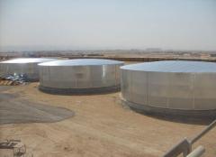 Water storages 100 - 500M3