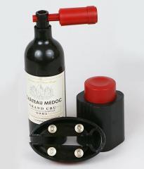 Набор сомелье Wine Story: штопор, нож для срезания