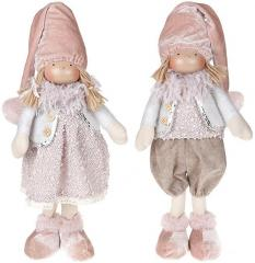 "Набор 2 мягкие игрушки ""Кукла Грейс,  кукла..."