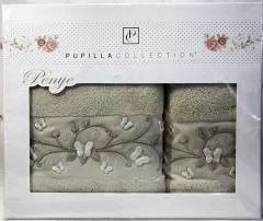 Набор полотенец Pupilla Eva Butterflies, ...