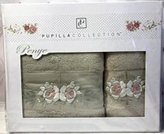 Набор полотенец Pupilla Eva Roses-I, ...