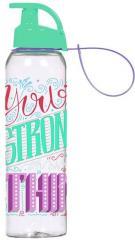 Бутылка спортивная Herevin Stronger 750мл с...