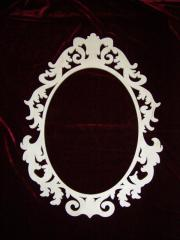 Openwork frame. a frame for photoshoots