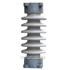 Basic and rod porcelain insulator IOS-35-500-01