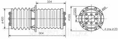 Изоляторы проходные для внутренней установки ИП-10/6300 купить.