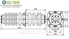 Изоляторы проходные для внутренней установки ИП-35/6300 купить.