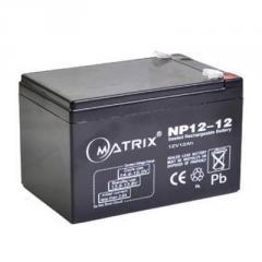 Батарея к ИБП Matrix 12V 12AH (NP12_12)
