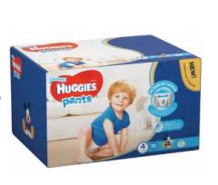 Huggies Pants Boy, 72 шт., Хаггис,