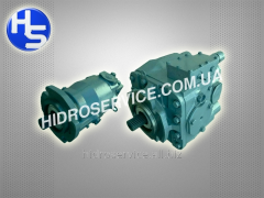 Hydrostatic transmission of GST-90 lion.