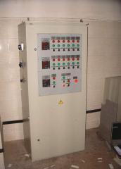 Management systems galvanic equipmen