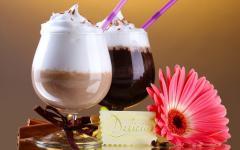 Сиропы для молочных коктейлей ТМ «DELICIA»