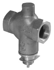 The valve the running brass L2S regulating 2nd
