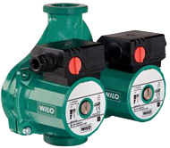 Pumps with a wet rotor of Wilo-Star-RSD